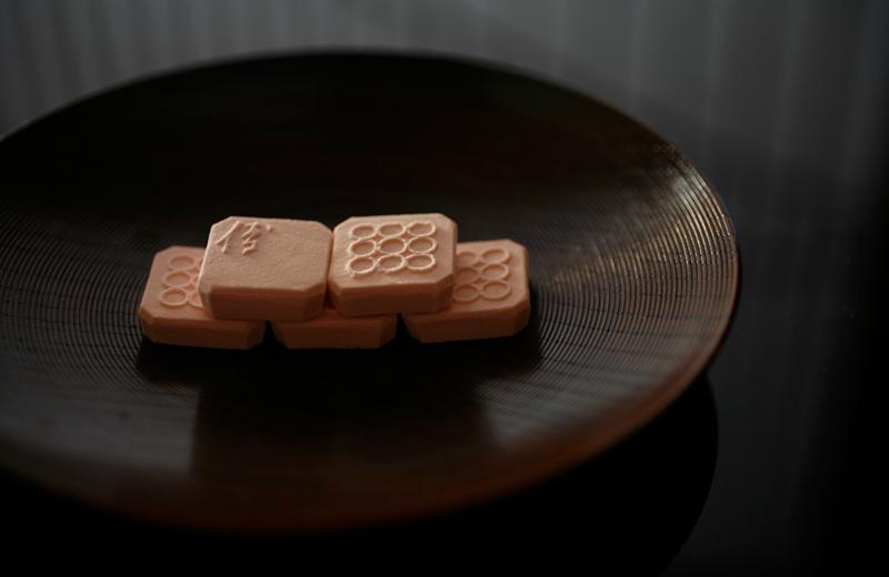 紅花菓子 紅 -お年賀特別包装-