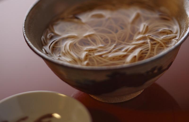 焼蟹の煮麺