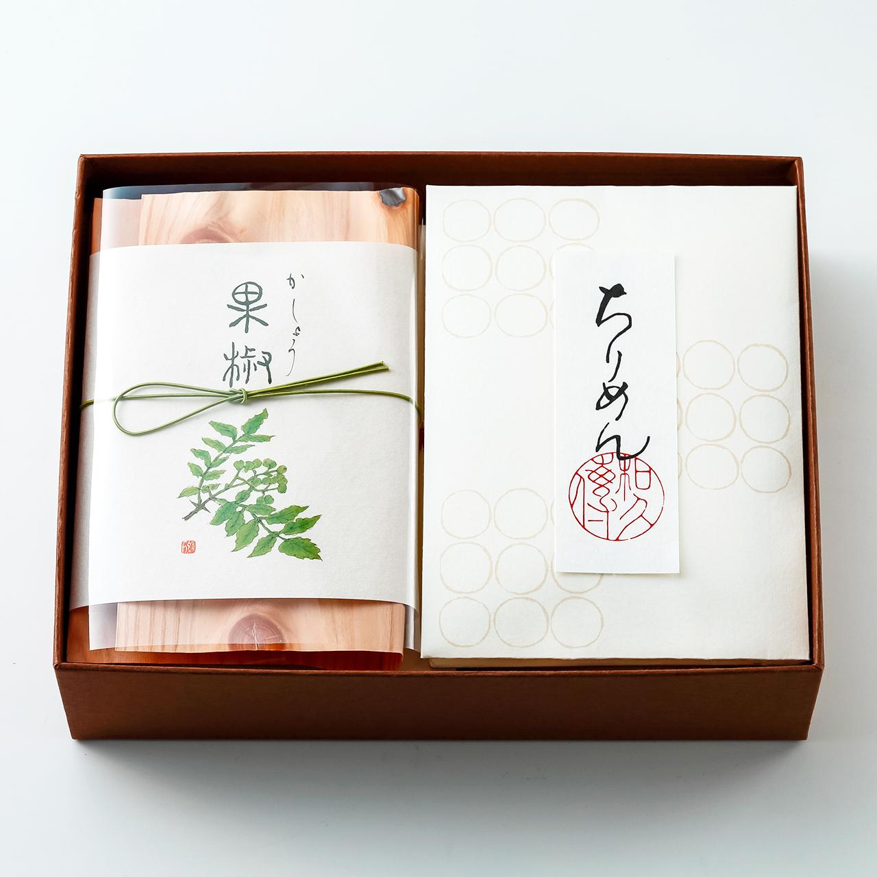 果椒・和煮4種ほうじ茶狐伯詰め合わせSB