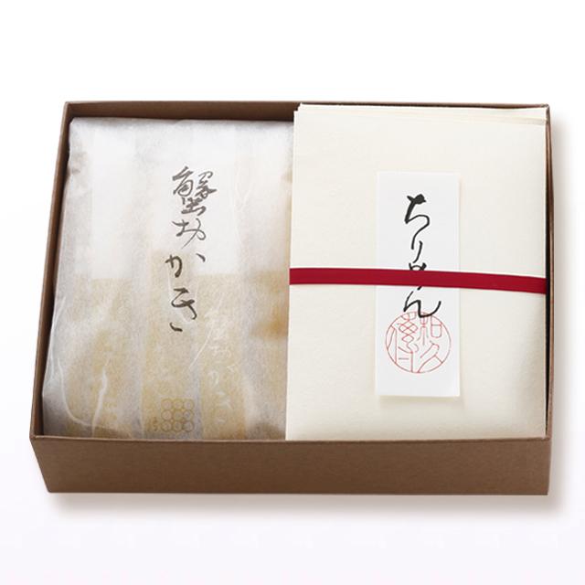 蟹おかき・和煮3種詰め合わせ WD