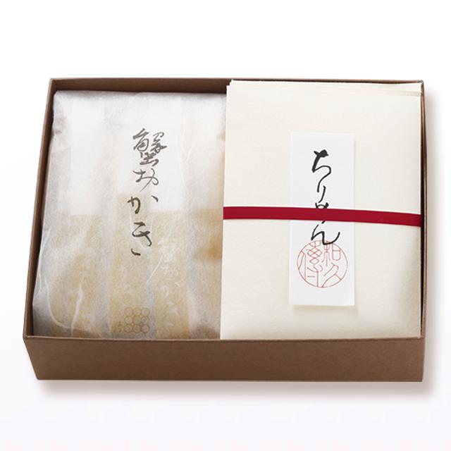蟹おかき・和煮4種詰め合わせ WA