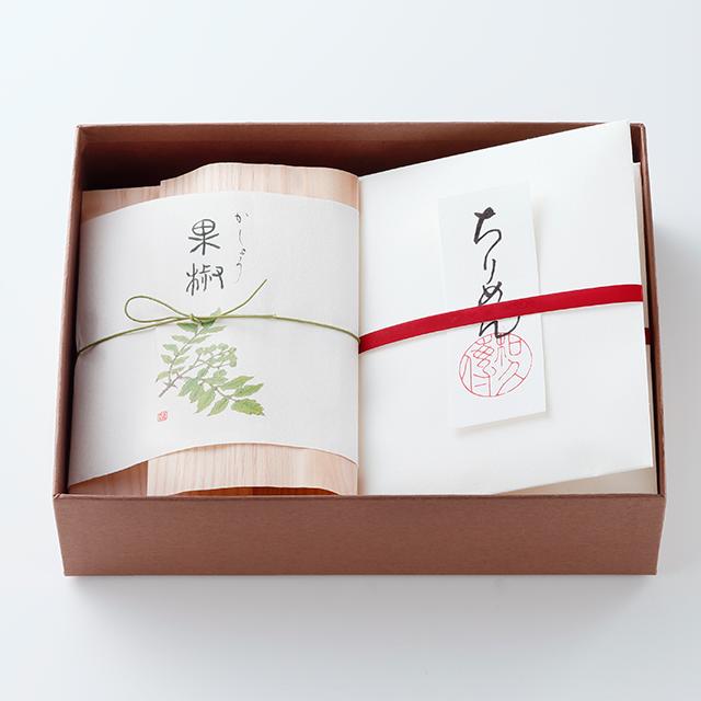 果椒・和煮4種・ほうじ茶狐伯詰め合わせ WA
