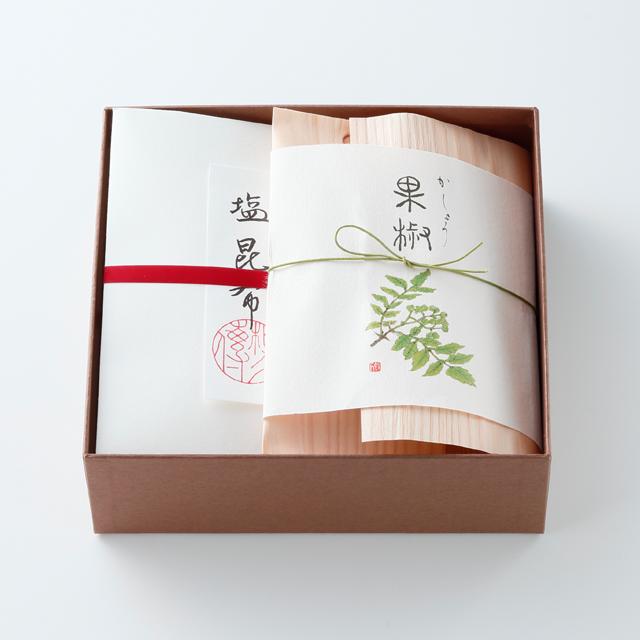 果椒・和煮3種詰め合わせWA