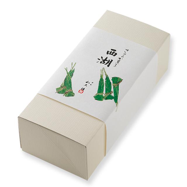 れんこん菓子 西湖 【紙箱】10本入