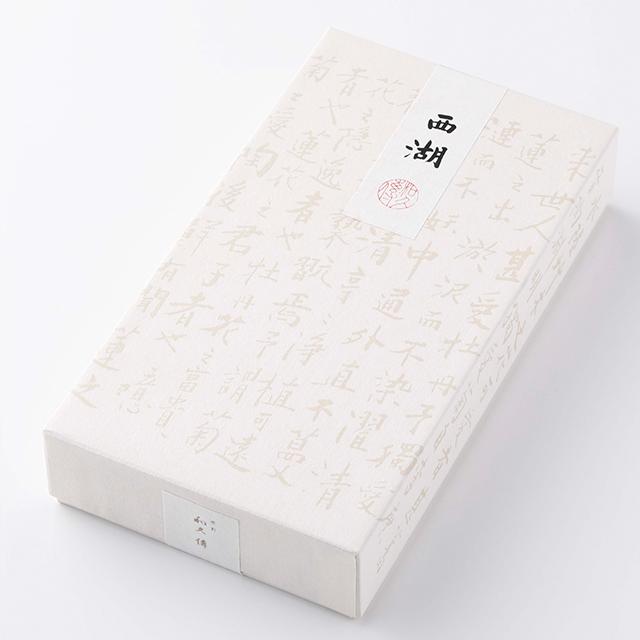 れんこん菓子 西湖 【紙箱】5本入