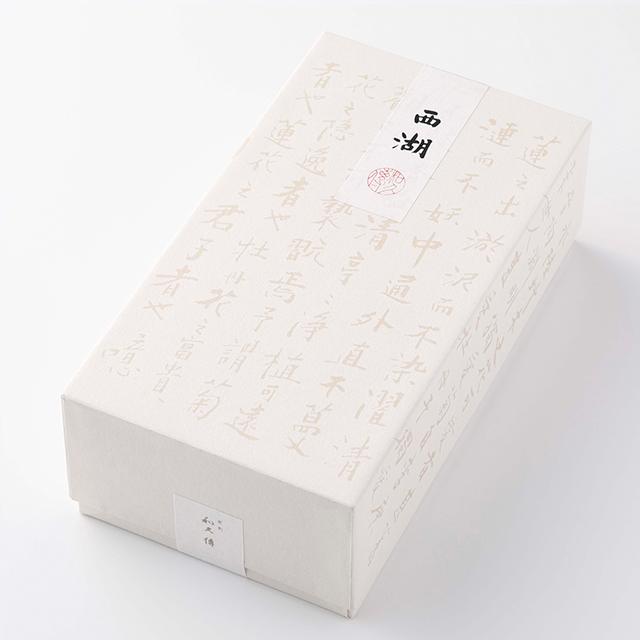れんこん菓子 西湖 【紙箱】8本入
