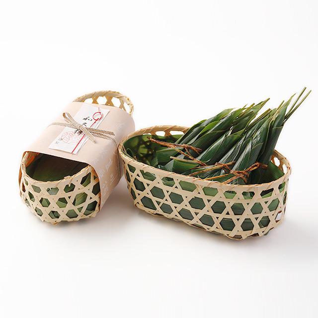 れんこん菓子 西湖 【竹籠】10本入