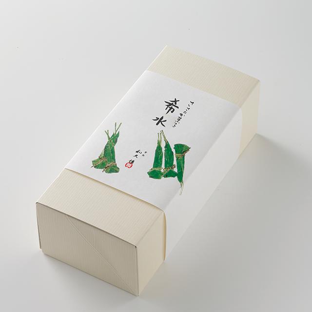 ささのか菓子 希水 【紙箱】10本入