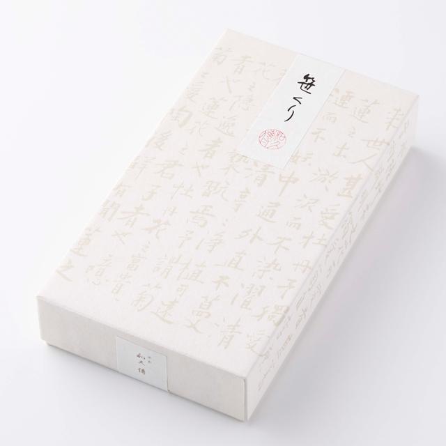 ささのか菓子 笹くり 【紙箱】3本入
