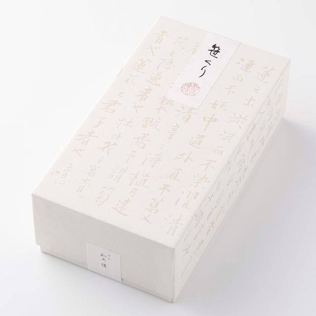 ささのか菓子 笹くり紙箱8本入