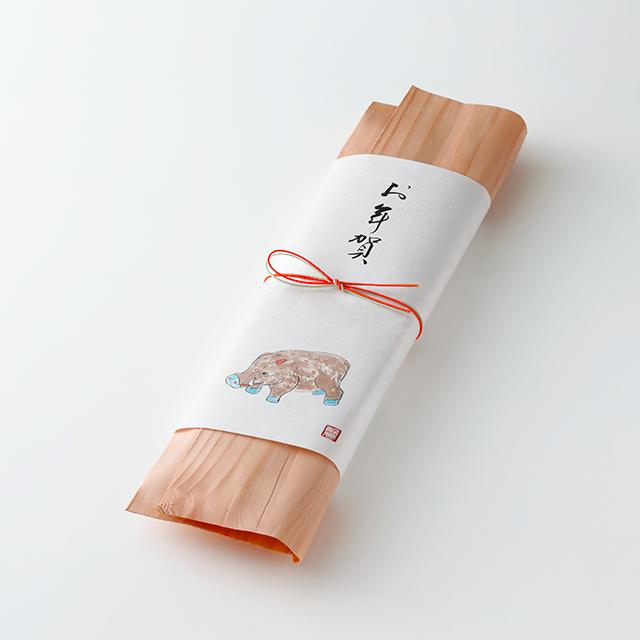 薫 果椒 黒豆 -お年賀特別包装- 大