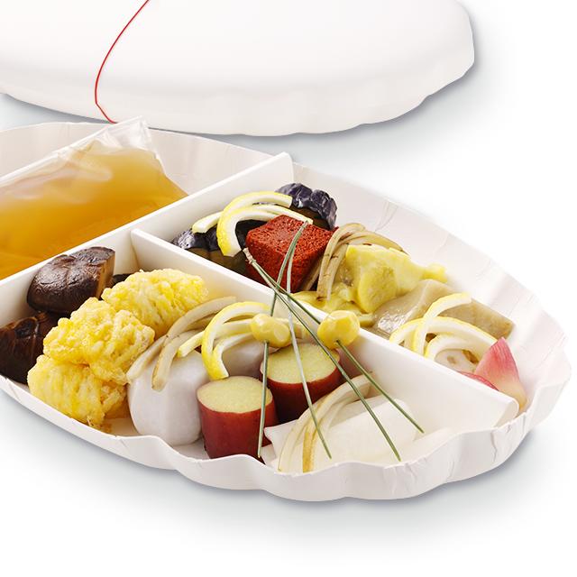 京のひめ苞 初秋野菜と彩りオードブルパッケージ