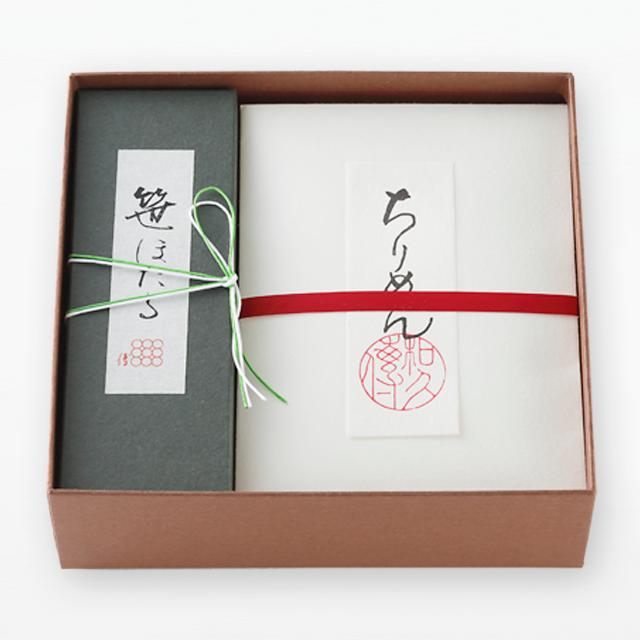 笹ほたる・和煮2種・ほうじ茶詰め合わせ