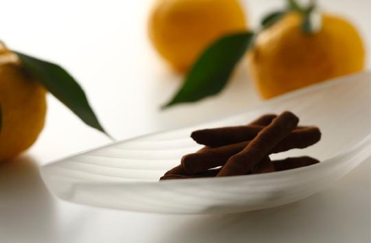 柚子チョコレイト 柚香