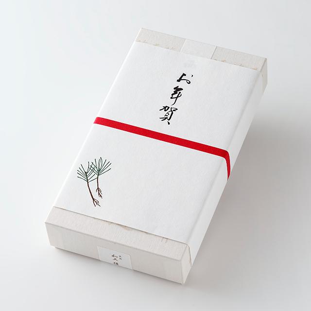 れんこん菓子 西湖 お年賀絵熨斗パッケージ