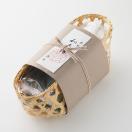 ささのか菓子 笹わらび【竹籠】8本入