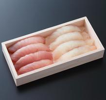 <4月> 櫻寿司 -鯛・鰆-