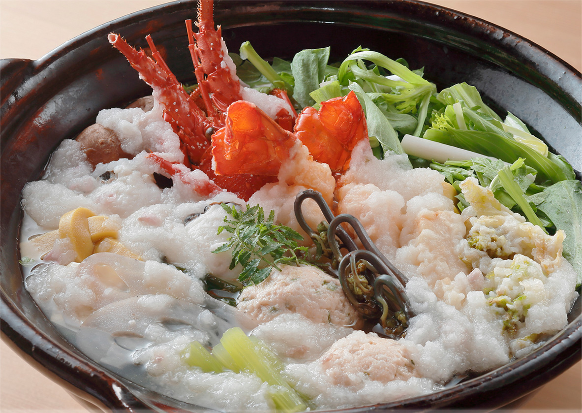 京のひめ苞 花見鍋