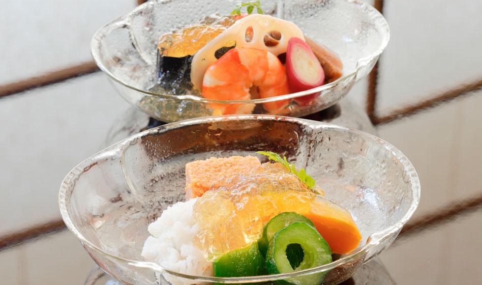 京のひめ苞<六月>夏野菜と彩りオードブル