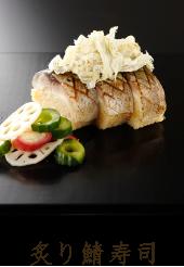 炙り鯖寿司